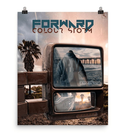 CS Forward Poster